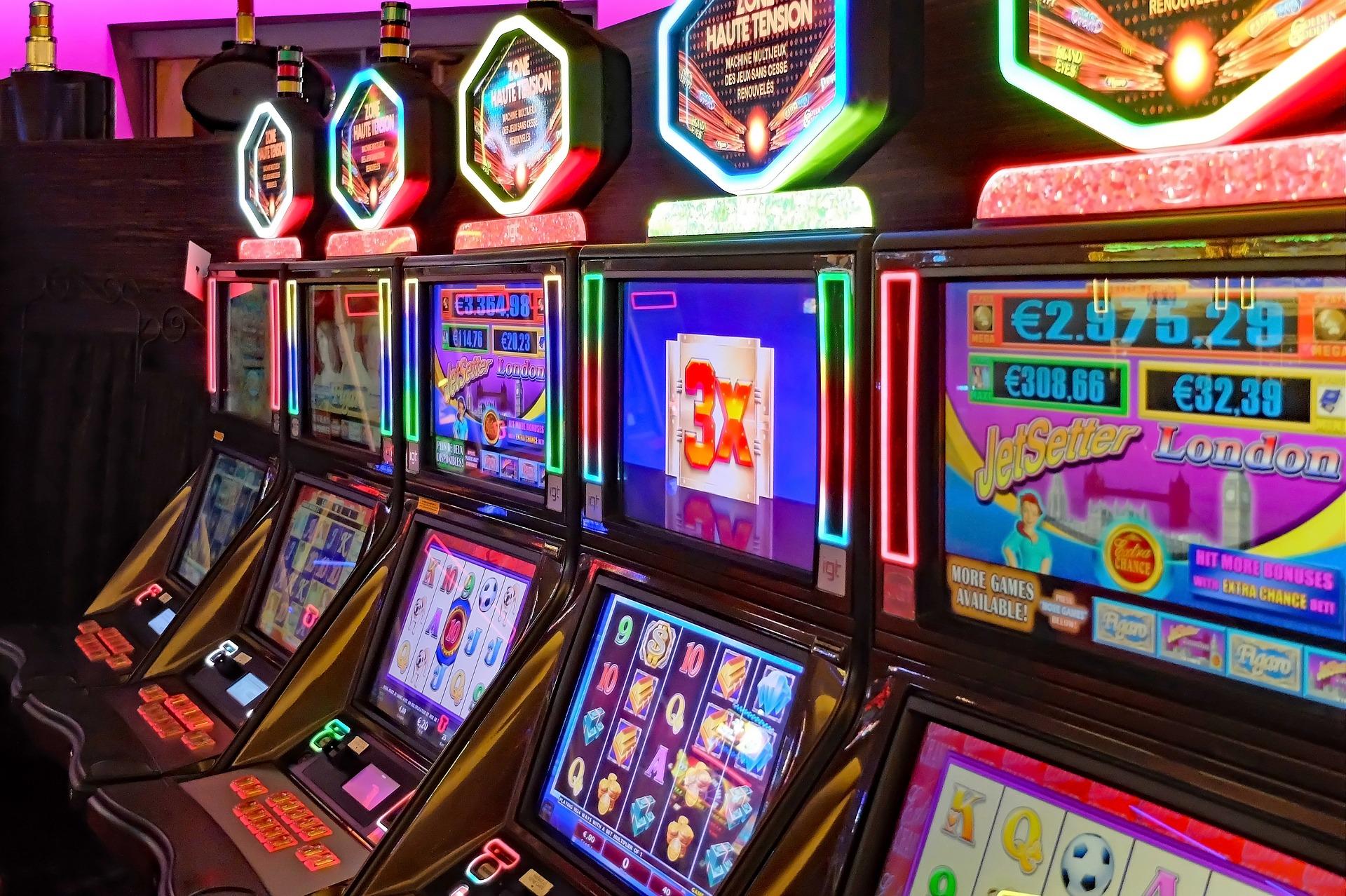 Jackpotgokkasten en hun aantrekkingskracht in het casino
